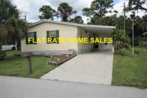 Homes for Sale in Spanish Lakes Fairways, Fort Pierce, Florida $24,995