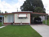 Homes for Sale in Twin Palms Mobile Home Park, Lakeland, Florida $21,900