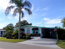 Homes for Sale in camelot east, Sarasota, Florida $87,900