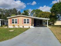 Homes Sold in Foxwood Village, Lakeland, Florida $38,500