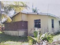 Homes for Sale in Hattieville , Western Highway, Belize $0