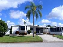 Homes for Sale in Park East, Sarasota, Florida $53,000