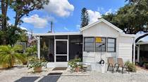 Homes for Sale in Hide-a-way RV Resort, Ruskin, Florida $7,900