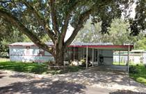 Homes for Sale in Three Seasons Mobile Home Park, Brooksville, Florida $24,000
