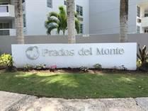 Condos for Sale in Prados Del Monte, Guaynabo, Puerto Rico $160,000
