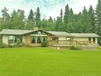 Homes for Sale in Alberta, Rural Ponoka County, Alberta $599,000