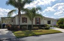 Homes for Sale in Southport Springs, Zephyrhills, Florida $57,900