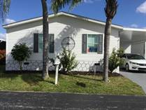Homes for Sale in Coral Cay, Margate, Florida $49,500