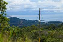 Lots and Land for Sale in Ojochal, Puntarenas $32,000