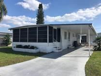 Homes for Sale in Lake Village, Nokomis, Florida $19,900