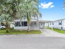 Homes for Sale in Forest Lake Estates, Zephyrhills, Florida $15,000