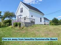 Homes for Sale in Summerville Centre, Nova Scotia $195,000