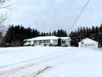 Homes for Sale in Cornhill, New Brunswick $229,900