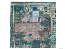 Lots and Land for Sale in Waterford, Michigan $999,999