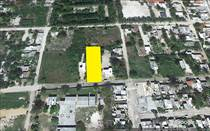 Lots and Land for Sale in Telchac Puerto, Yucatan $250,000