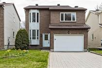 Homes for Sale in Chapell Hill, Orléans, Ontario $524,900