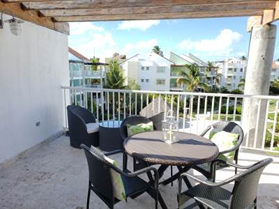 1BR Apartment-Playa Turquesa, Suite P-402, Bavaro, La Altagracia