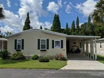 Homes for Sale in Lake Pointe Village, Mulberry, Florida $58,500
