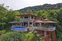 Homes for Sale in Escaleras, Puntarenas $1,395,000
