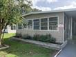 Homes for Sale in Sunnyside Mobile Home Park, Zephyrhills, Florida $26,900