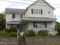 Homes for Sale in Pennsylvania, Vandling, Pennsylvania $44,000