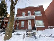 Homes for Sale in Parc-Extension, Montréal, Quebec $849,000