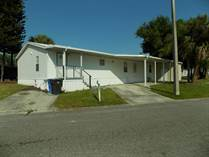 Homes for Sale in Carefree Village, Tampa, Florida $76,000