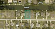 Lots and Land for Sale in Cape Coral, Florida $39,000