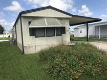 Homes for Sale in The Lakes At Countrywood, Plant City, Florida $12,900
