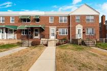 Homes Sold in Eastfield, Dundalk, Maryland $139,900