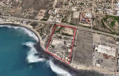 Terreno COMERCIAL en Ensenada, Baja california. EL SAUZAL