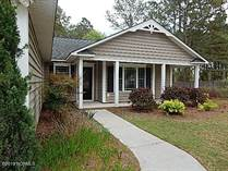 Homes for Sale in Sneads Ferry, North Carolina $218,000