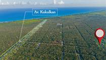 Lots and Land for Sale in Region 8, Tulum, Quintana Roo $375,000