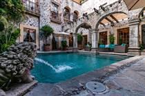 Homes for Rent/Lease in Centro, San Miguel de Allende, Guanajuato $9,450 weekly