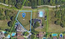 Lots and Land for Sale in Hamilton, Stoney Creek, Ontario $3,999,000