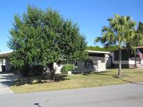 Homes for Sale in Foxwood Village, Lakeland, Florida $28,900
