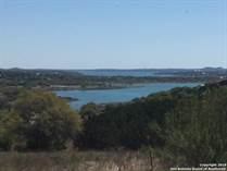 Lots and Land for Sale in Spring Branch, Texas $299,900
