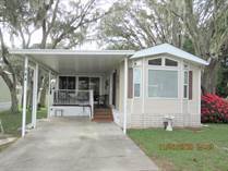 Homes for Sale in GLENHAVEN RV PARK, Zephyrhills, Florida $32,000