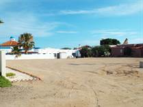 Lots and Land for Sale in Las Conchas, Puerto Penasco, Sonora $40,000