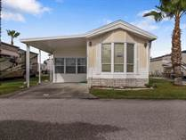 Homes for Sale in FOREST LAKE RV ESTATE, Zephyrhills, Florida $24,900