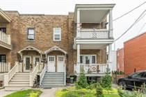 Homes for Sale in Cote des Neiges, Montréal, Quebec $950,000