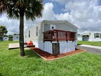 Homes for Sale in Mobiland, Melbourne, Florida $27,900