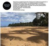 Condos for Rent/Lease in Luquillo Town, Luquillo, Puerto Rico $850 one year