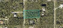 Lots and Land for Sale in Bonita Springs, Florida $125,000