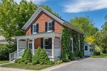 Homes Sold in Picton, Ontario $829,000