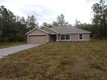 Homes for Sale in Royal Highlands Unit 7, Weeki Wachee, Florida $199,900