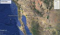 Lots and Land for Sale in East Beach, Puerto Penasco/Rocky Point, Sonora $6,740,000