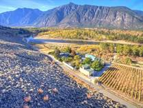 Commercial Real Estate for Sale in Cawston, British Columbia $2,990,000