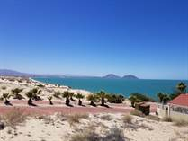 Lots and Land for Sale in La Hacienda, San Felipe, Baja California $75,000