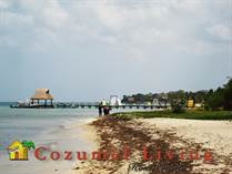 Homes for Sale in South Hotel Zone, Cozumel, Quintana Roo $975,000
